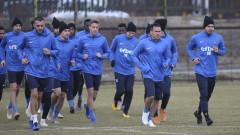 Футболист на Левски тренира в Германия, връща се за мача с Лудогорец