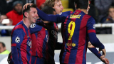 Барселона загря за Атлетико с разгром над Елче