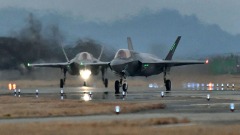 Израел: Изтребителите Ф-35 вече са оперативни