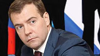 Проучване сочи победа за Медведев със 71%