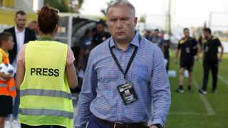 Ботев уважи желанието на Николай Киров