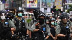 Повече от 300 задържани на протести в Хонконг