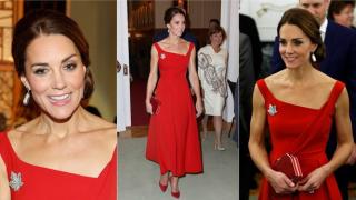 Кейт Мидълтън - с най-скъп гардероб!