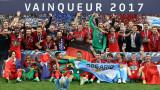 ПСЖ спечели Купата на Франция след победа над Анже с 1:0