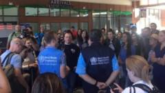Арестуваха антиваксър в Самоа, пречи на лечението срещу епидемия от морбили