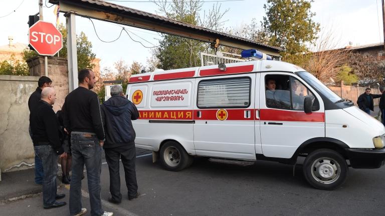 24 души са загинали при пожар в Център за лечение