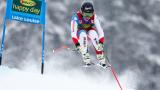 Лара Гут триумфира в последното състезание в Канада