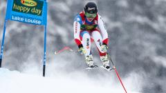 Лара Гут с втори златен медал от Световното
