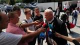 Люпко Петрович: Няма само да се защитаваме, в никакъв случай не се чувстваме притеснени