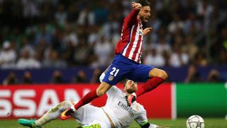 Караско се обвърза с Атлетико за дълго