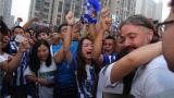 Уникално! Хиляди китайци плачат за Ясен Петров (СНИМКИ)