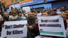 Премиерът на Индия призова Кашмир да избере туризма пред тероризма