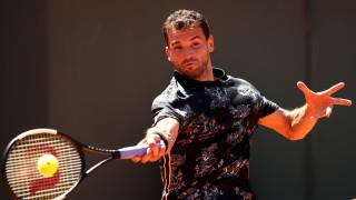 Григор Димитров се бетонира на 46-ото място в ранглистата на ATP