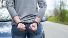 Заловиха шофьорка с 4 промила алкохол в кръвта
