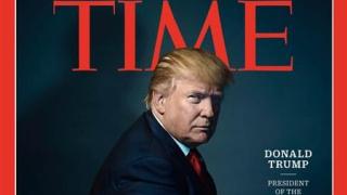 """Доналд Тръмп е """"Човек на годината"""""""