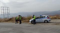 Продължава издирването на мъжа, опитал да прегази полицай в Бургас