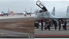 Русия прехвърля изтребители в Крим