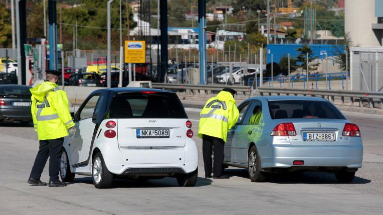 В Гърция затягат мерките срещу катастрофите на пътя