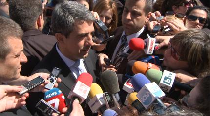 Искам бързо правителство, заяви Плевнелиев