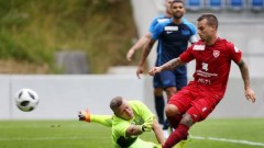 Вадуц загря за Левски с престижна победа