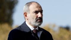 Арести на протестиращи в Армения, които искат оставка на премиера Никола Пашинян