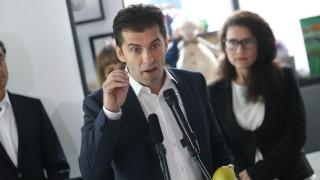 Леви, десни, Коалиция на почтените към 121 депутата на промяната в следващо НС вижда Кирил Петков