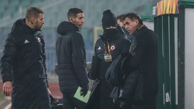 """4-4-2 е задължителната """"схема"""" за Акрапович, иначе мъглата в ЦСКА ще го погълне"""
