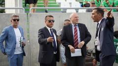 Петричев: Пътищата ни с Марселиньо отново ще се срещнат