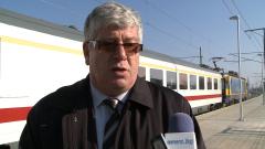Линията Пловдив - Свиленград - турска/гръцка граница вече е електрифицирана