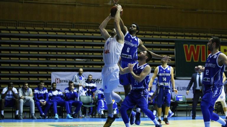 Рилски спортист и Левски Лукойл получават по 600 места за финала на купата