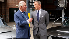 Принц Чарлз - изненадата на Bond 25