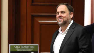 Испания отказа да пусне Жункерас от затвора, за да стане евродепутат