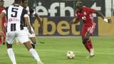 """ЦСКА е на точка от Лига Европа след драматичен обрат срещу Локо (Пд), Али Соу си отмъсти на """"смърфовете"""""""