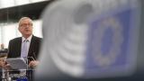 В САЩ, Брюксел и европейски държави гневни на Юнкер, че ще ходи в Русия