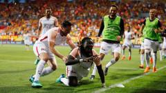 Галатасарай препъна Бешикташ за титлата в Турция