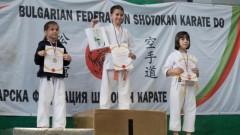 """Зала """"София"""" прие 13-ото национално първенство по шотокан карате-до"""