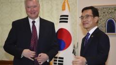 САЩ пращат специален пратеник в Пхенян