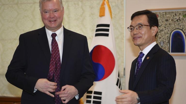 Специалният пратеник на САЩ за Северна Корея Стивън Бийгън призова