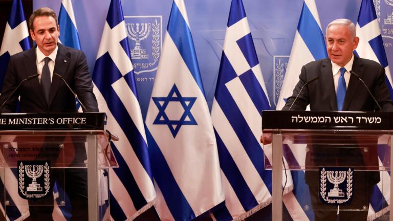 Гърция и Израел договориха Covid ваксинираните туристи да пътуват свободно