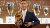 """""""Златна топка"""" №4 за Кристиано вече е факт!"""