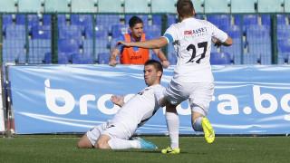 Черно море се пробва да отмъкне Стефан Велев