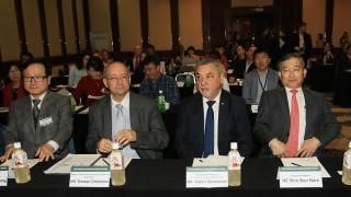 Вицепремиерът хвали коректния южнокорейски бизнес у нас