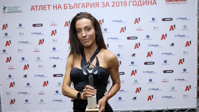 Иват Лалова няма да се състезава през зимния лекоатлетически сезон