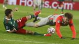 Залцбург спечели гостуването си на Локомотив (Москва) с 3:1 в Шампионската лига