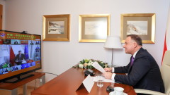 Дуда настоява Китай да засили търговията с Централна и Източна Европа
