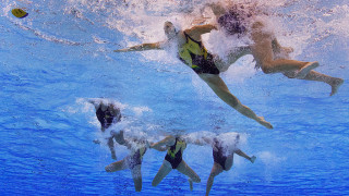 Започна Световнaта лига по водна топка при дамите