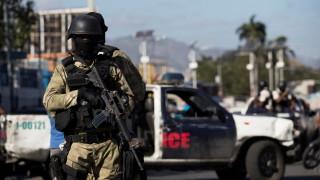 Петимата американци задържани с оръжия в Хаити са заминали за САЩ