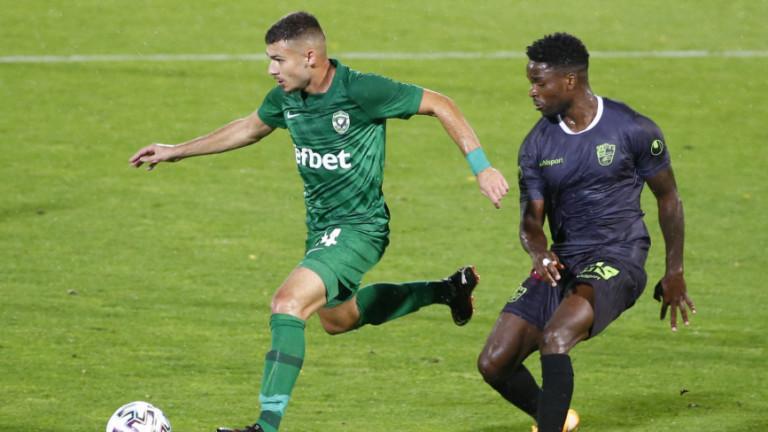 Доминик Янков получава повиквателна за националния отбор на България