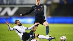 Сити с рутинна победа за Купата, Пеп счупи рекорд в Англия