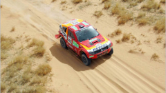 Насер Ал Атия спечели третия етап на рали Дакар